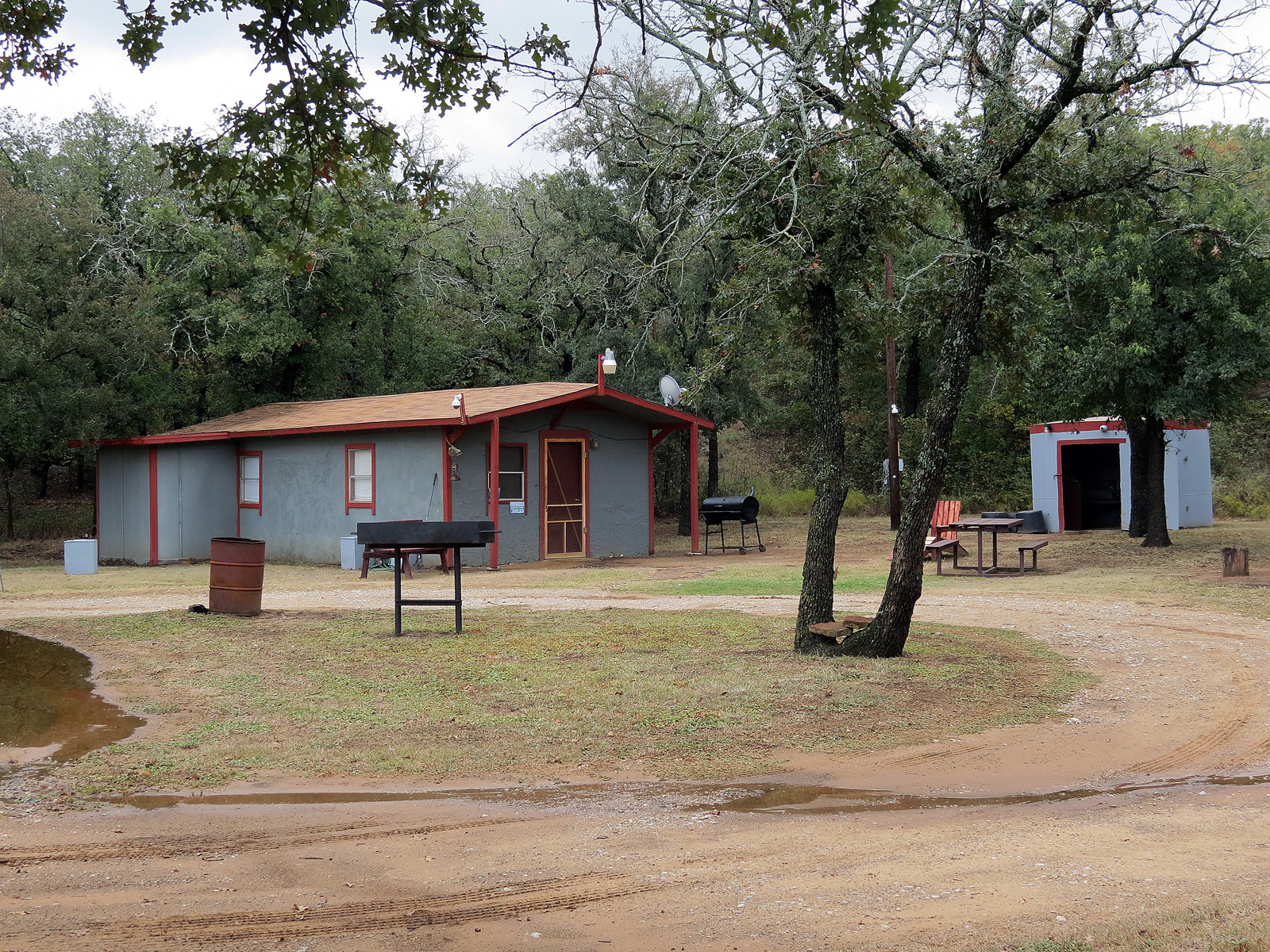 Charmant AFFORDABLE NORTH TEXAS HUNTING LODGE